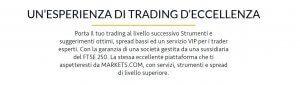 MarketsX esperienza di trading