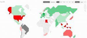 Morningstar Mappa dei mercati