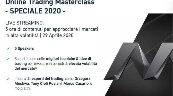XTB Online Masterclass
