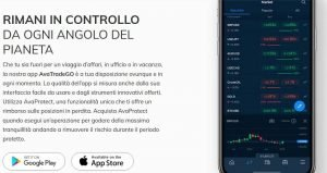 Applicazione Mobile AvaTradeGO