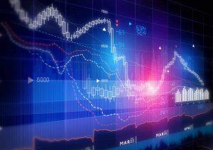 andamento e grafici di trading