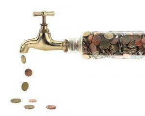 investire sull'acqua genera denaro