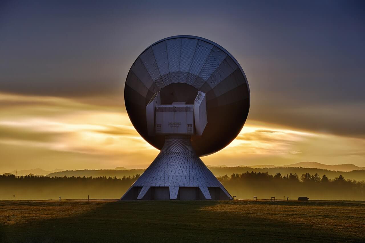 wireless ripetitore satellite