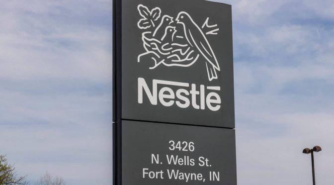 comprare azioni Nestlé