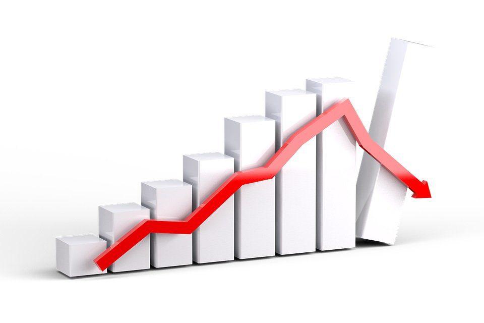 Indice FTSE MIB oggi cola a picco, pesanti le azioni Amplifon e Bper Banca