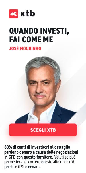 sidebar Mourinho XTB