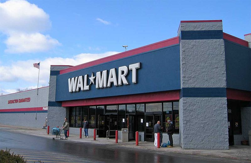 Walmart alla resa dei conti sul Dow Jones