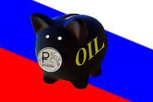 correlazione rublo petrolio