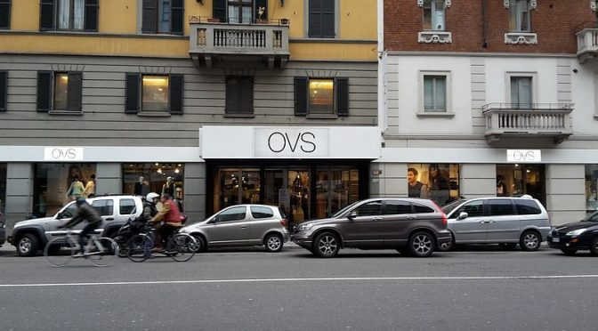 OVS punta al brand Stefanel ed a ventitré punti vendita