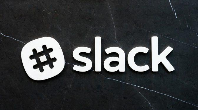 Software aziendale, Salesforce e Slack insieme per una megafusione