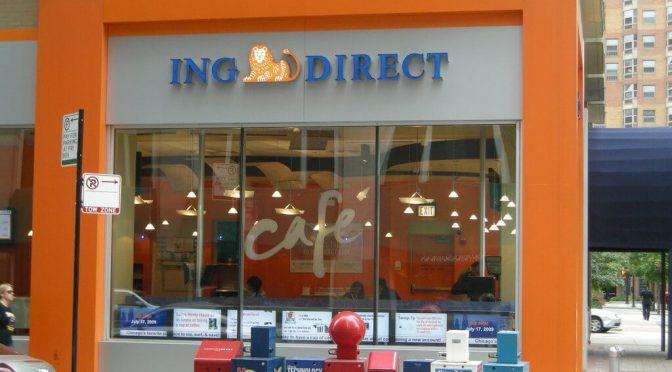 chiudere conto arancio ING Direct