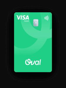 oval pay carta