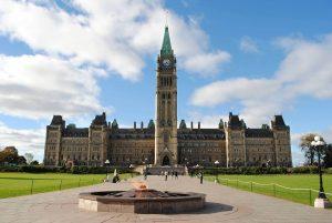 parlamento canadese ottawa