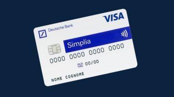 carta prepagata Deutsche Bank